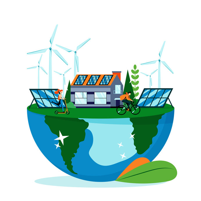 green construction materials, eco-friendly sustainable home renovations, best products for home that are eco-friendly