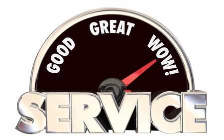 Customer service that WOWS customers