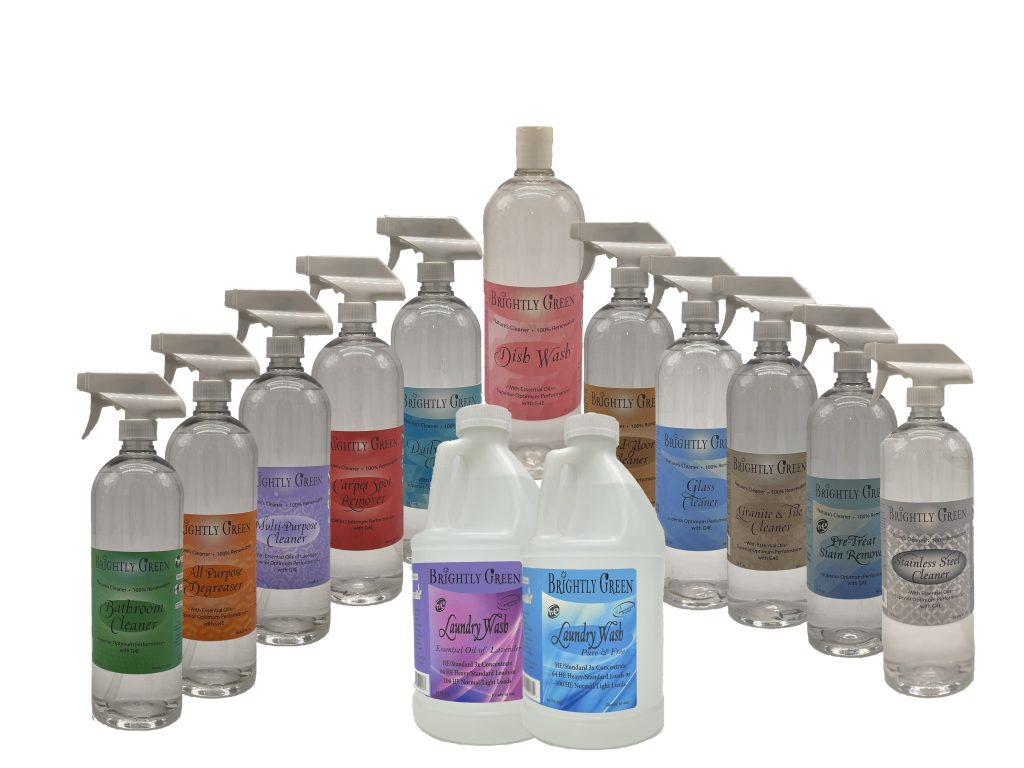 wholesale eco friendly cleaning supplier