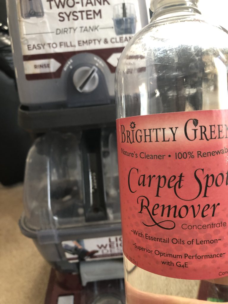 non toxic safe cleaning carpet solution for home carpet shampooers
